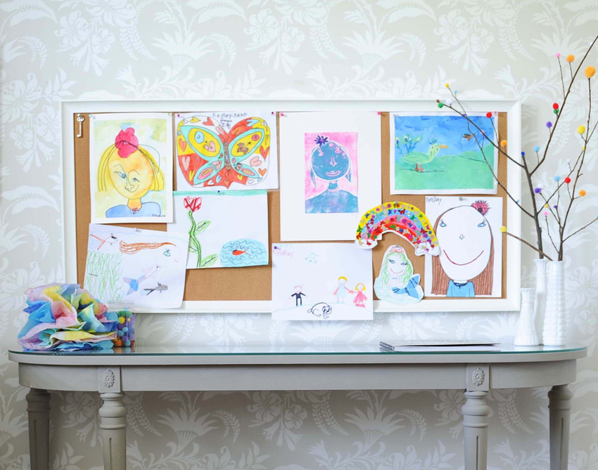Simply-Home-Decorating_Boutique-Design-Studio_North-Vancouver-B.C._Childrens-Artwork_Home-Office