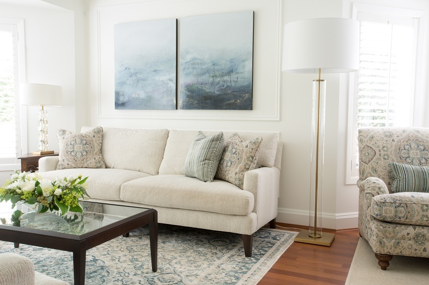 Simply-Home-Decorating_Boutique-Design-Studio_North-Vancouver-B.C._How-to-Start-a-Beautifully-Curated-Art-Collection_Client-Artwork_Formal-Living-Room