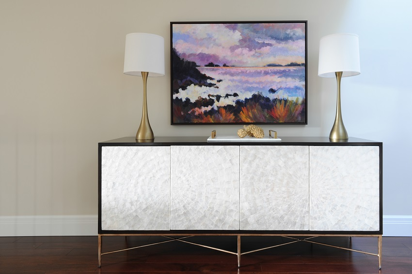 Simply-Home-Decorating_Boutique-Design-Studio_North-Vancouver-B.C._How-to-Start-a-Beautifully-Curated-Art-Collection_Incorporate-Art-in-Every-Room_Entryway