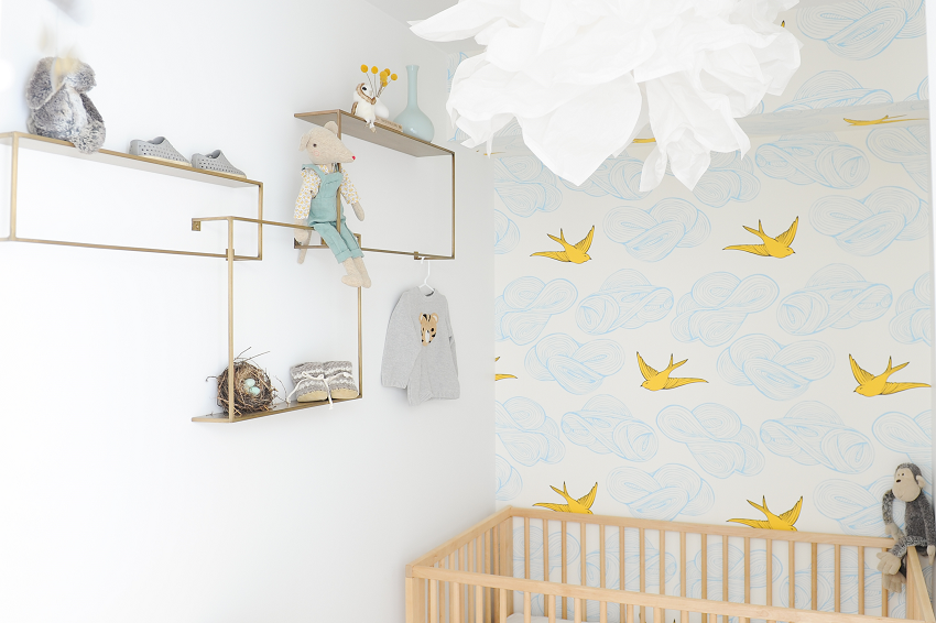 Simply-Home-Decorating_Boutique-Design-Studio_North-Vancouver-B.C._How-to-Style-Bookshelves-Like-a-Pro-in-5-Simple-Steps_Nursery