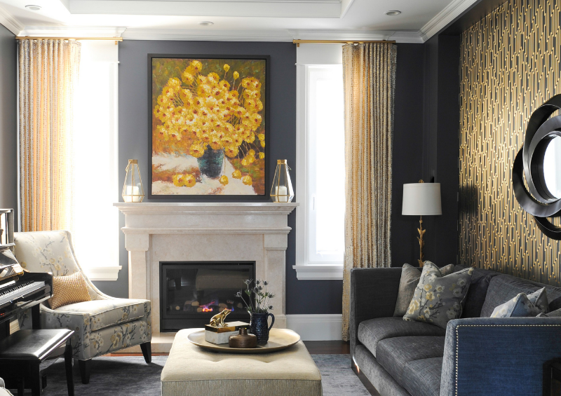common decorating mistakes how to fix living room furnishings sofa chairs fireplace sophisticated