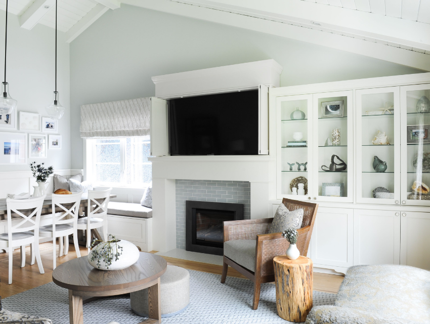 simply home decorating north vancouver living room white built-in interior design process