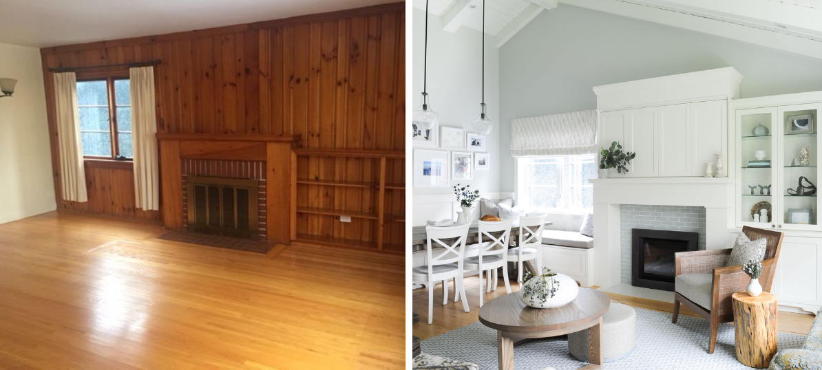 simply-home-decorating-north-vancouver-lessons-learned-as-a-designer-before-and-after-of-livingroom-dining-room