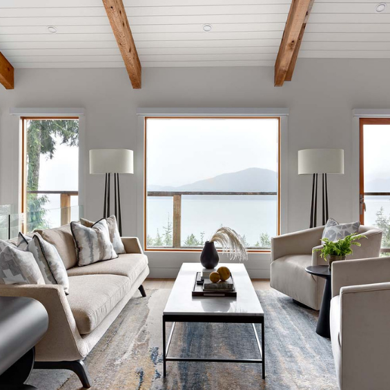 Simply-Home-Decorating-Lions-Bay-Deep-Cove-Post-and-Beam-Vancouver-Simply-Home-Decorating-Interior-Design-Living-Room-With-A-View