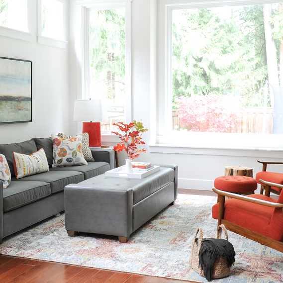 Simply-Home-Decorating_Lori-Steeves_Vancouver-BC_Canadian-Designer_How-to-Determine-the-Length-of-a-High-Quality-Design-Project_Modern-Colorful-Living-Room
